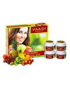 VAADI HERBALS Skin Lightening Fruit Facial Kit-70 gms
