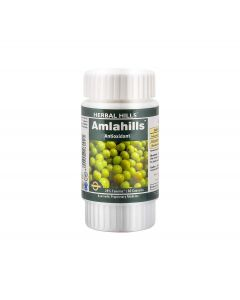 Herbal Hills Amlahills Amla Capsules For Hair–60 Capsules