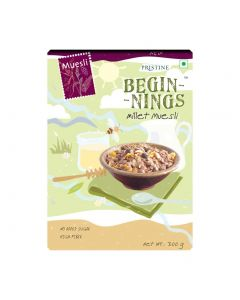 Pristine Organics  Beginnings Organic Millet Muesli-150gm