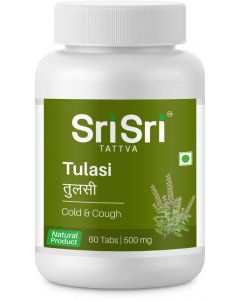 Sri Sri Tattva Tulasi 500Mg- 60Tablet