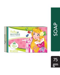 Biotique Disney Princess Baby Nourishing Soap-75gm