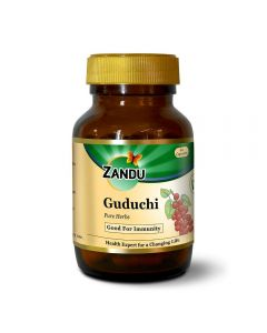 Zandu Single herbs Guduchi (Giloy)-55 Tablet