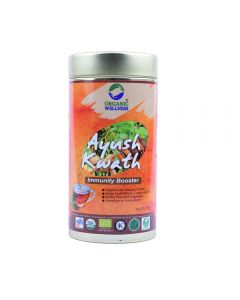 Organic Wellness Ayush Kwath Loose Tin Immunity Booster - 100Gm