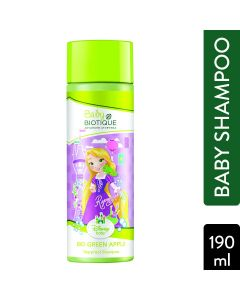 Biotique Bio Disney Princess Baby Tear Proof Shampoo Green Apple-190ml