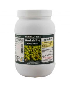 Herbal Hills Amlahills Amla Capsules For Hair – 5000 Capsule