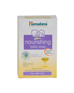Himalaya Nourishing Baby Soap-125gm