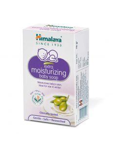 Himalaya Extra Moisturizing Baby Soap-75gm
