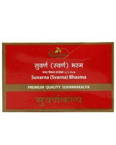 Dhootapapeshwar Suvarna (Svarna) Bhasma-300tab
