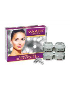 VAADI HERBALS Silver Facial Kit-70 gms