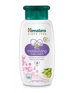 Himalaya  Extra Moisturizing  Baby Wash-100ml