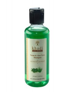 Khadi Shuddha Neem & AloeVera Shampoo-210ml