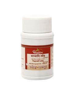 Dhootapapeshwar Tapyadi Loha-30tablets