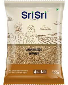 Sri Sri Ajwain Seeds-100gm