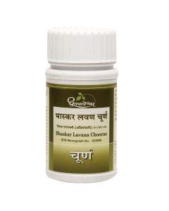 Dhootapapeshwar Bhaskar Lavana Choorna 60tab
