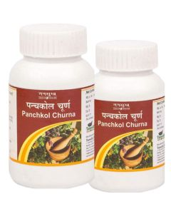 Tansukh Panchkol Churna-60 gm (Pack of 2)