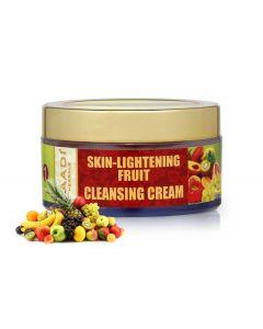 Vaadi Herbals Skin-Lightening Fruit Cleansing Cream-50 gms