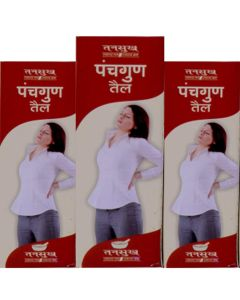 Tansukh Panchagun Tail-50ml (Pack of 2)