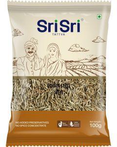 Sri Sri Cumin Seeds (Jeera) 100gm