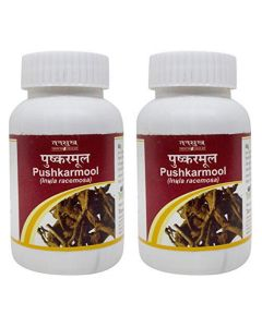 Tansukh Pushkarmool Churna-60 gm (Pack of 2)