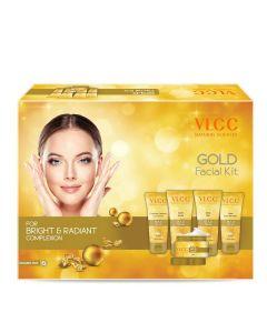 Vlcc gold radiance facial kit 6