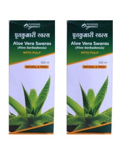 Tansukh Aloevera Swaras-500 ml