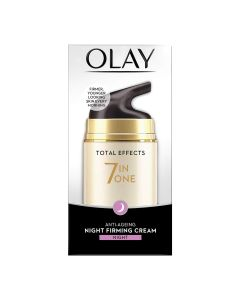 Olay Total Effects 7 In One Anti-Aging Night Firming Treatment-50gm