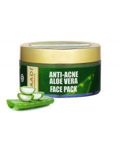 Vaadi Herbals Anti-Acne Aloe Vera Face Pack-70 gms