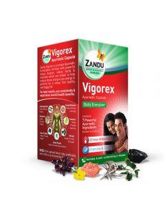 Zandu Vigorex Capsules-10 PCS