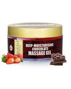 Vaadi Herbals Deep-Moisturising Chocolate Massage Gel-50 gms