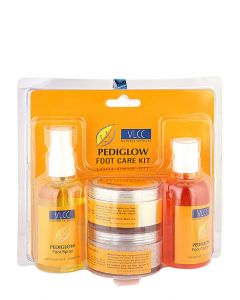 Vlcc Pediglow Foot Care Kit- 10sessions