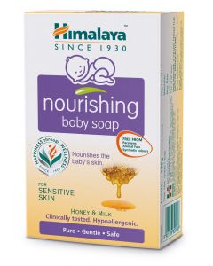 Himalaya Nourishing Baby Soap-75gm