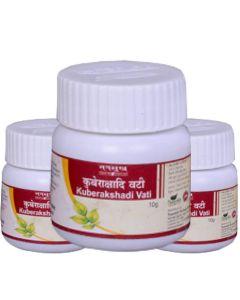 Tansukh Kuberakshadi Vati-10gm (Pack of 3)
