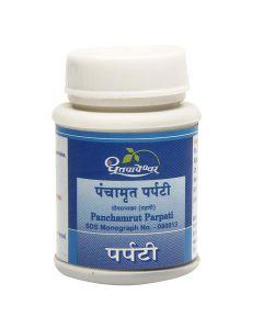 Dhootapapeshwar Panchamrut Parpati-500gm
