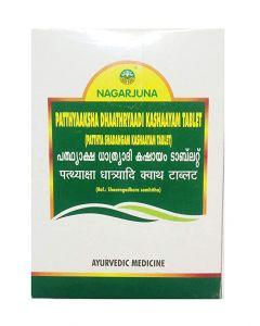 Nagarjuna Patthyaaksha Dhaathryaadi Kashaayam Tablets-100 Tablets
