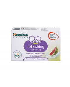 Himalaya Refreshing Baby Soap-100gm