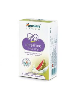Himalaya Refreshing Baby Soap-125gm