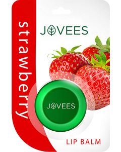 Jovees Herbals Strawberry Lip Balm-5gm