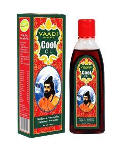 VAADI HERBALS Cool Oil with Triphla & Almond -200 ml