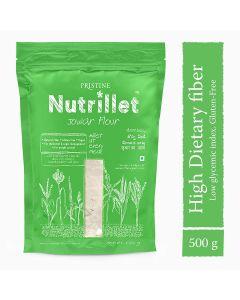 Pristine Organics Nutrillet Jowar Flour-500gm
