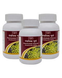 Tansukh Panchnimb Churna-60 gm (Pack of 3)