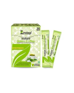Zindagi Instant Green Coffee Powder-20gm