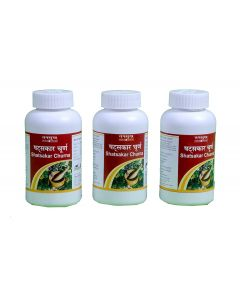 Tansukh Shatskar Churna-100 gm (Pack of 3)