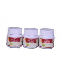 Tansukh Sanjivani Vati-10gm (Pack of 3)