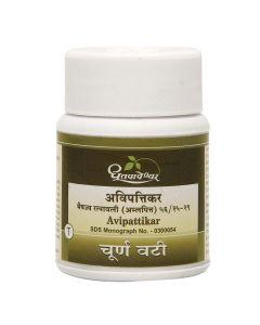 Dhootapapeshwar Avipattikar Choorna 60tab