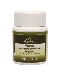 Dhootapapeshwar Triphala Churna -60 tab