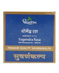 Dhootapapeshwar Yogendra Rasa-300tab