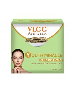 Vlcc Youth Miracle Anti Agein Cream-50gm
