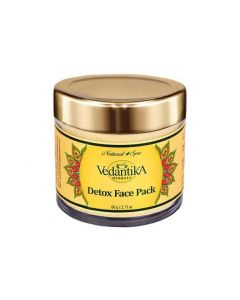 Vedatika Hearbals Detox face pack-60gm