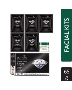 Biotique Bio Diamond Facial Kit-65gm