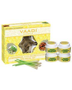 VAADI HERBALS Lemongrass & Cedarwood SPA Facial Kit-70 gms